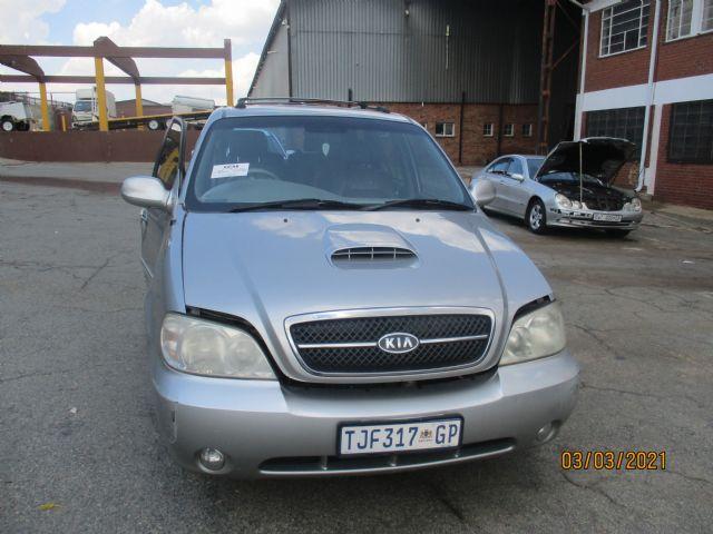 2006 KIA CARNIVAL II 2.9 CRDi
