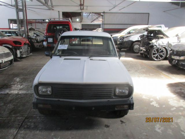 2008 NISSAN 1400 STD 5 Speed