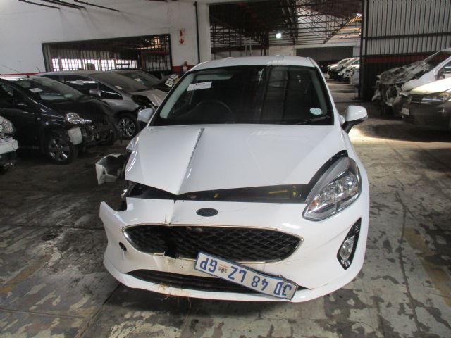 2019 FORD FIESTA 1.0 ECOBOOST TREND