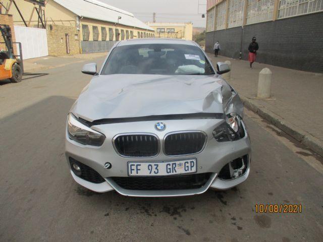 2016 BMW 120i A/T
