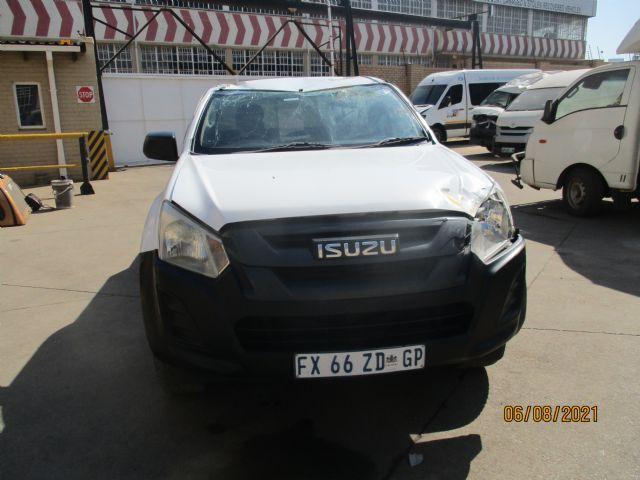 2017 ISUZU KB 250D