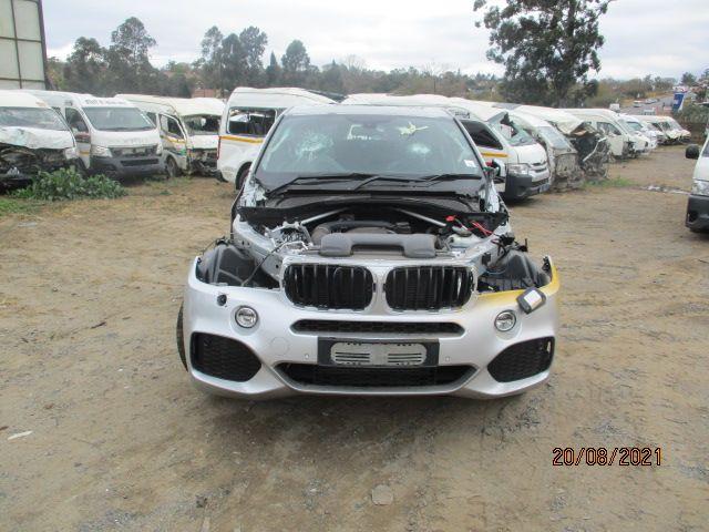 2018 BMW X5 3.0d A/T