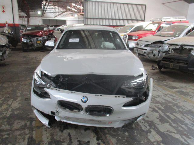 2013 BMW 120 D